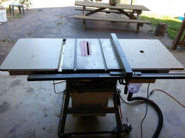 Ajouter Une Sauteuse Scie A Table A Votre Table Tubefr Com