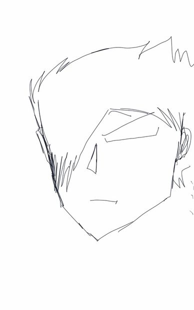 Dessiner La Tete De Garcon Manga Etape 2 Voir Mes Cheveux