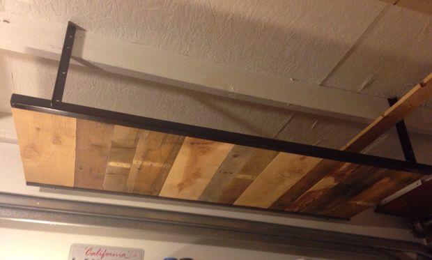 Garage Plafond Stockage Gratuit