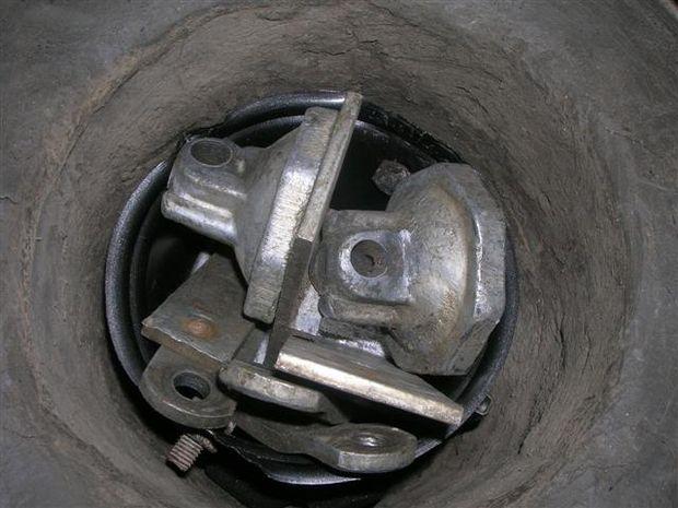 Exceptionnel Fonderie aluminium / Étape 9: Outils de fonderie, lingots et clip  GG75