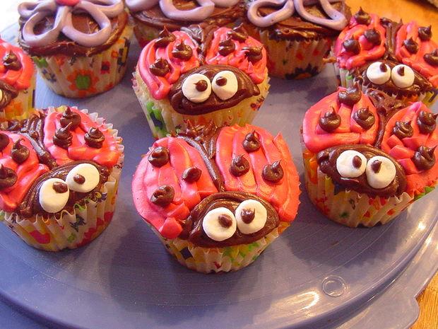 Mignon Coccinelle Cupcakes Tubefr Com