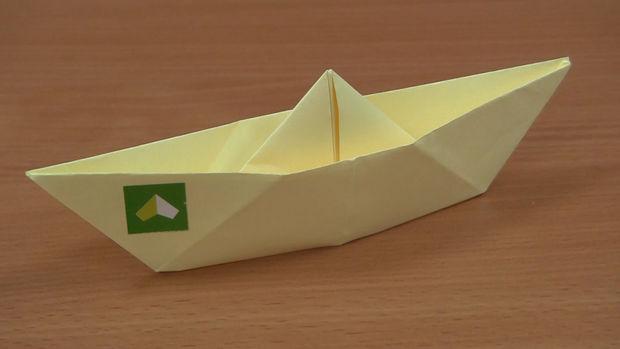 Comment Faire Un Papier Bateau Origami Tutoriel Tubefr Com
