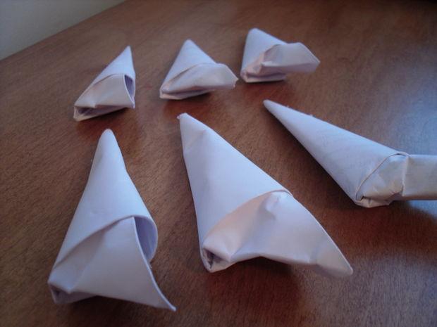Origami Doigt Griffe Tubefrcom