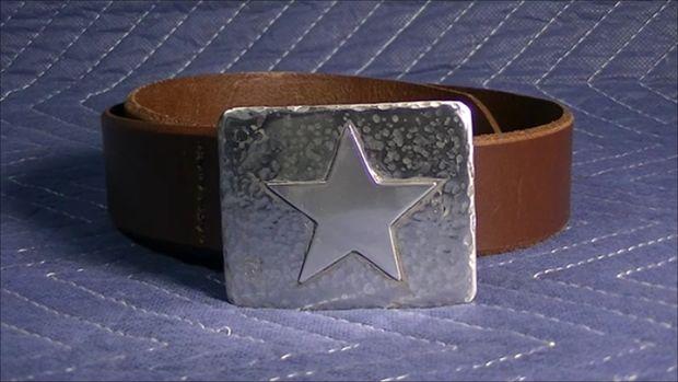 en soldes 0f2ac 09610 Comment faire une boucle de ceinture pour « Go Texan Day ...