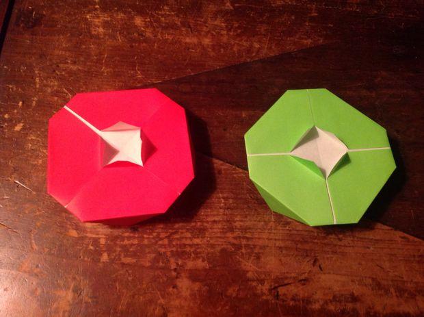 Soucoupe Volante Origami Vraiment Vole Tubefr Com