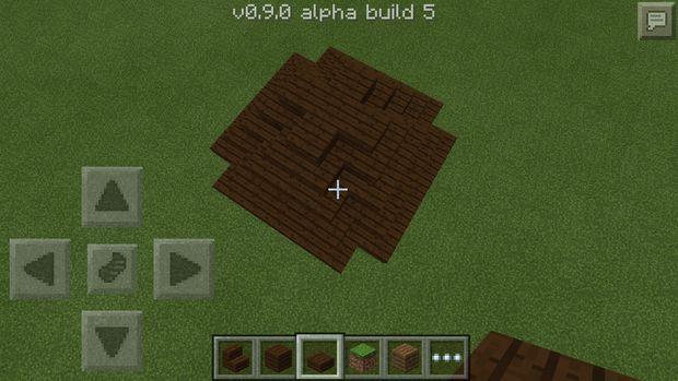 Maison De Survie Facile Minecraft Biome Chêne Champignon Foncé