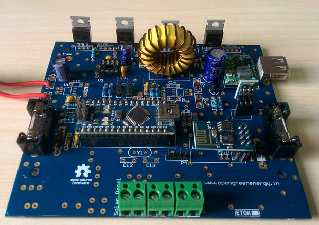 arduino mppt solar charge controller version 3 0. Black Bedroom Furniture Sets. Home Design Ideas