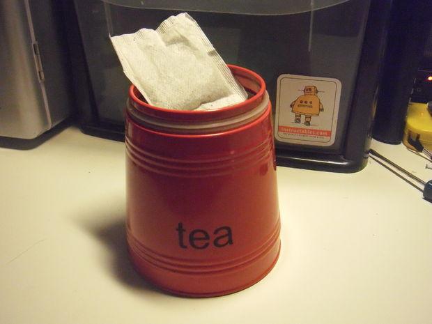 Sachets de thé de sauce blague tubefr