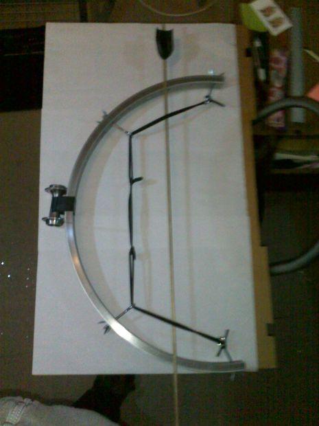 bow l arc de roue de v lo. Black Bedroom Furniture Sets. Home Design Ideas