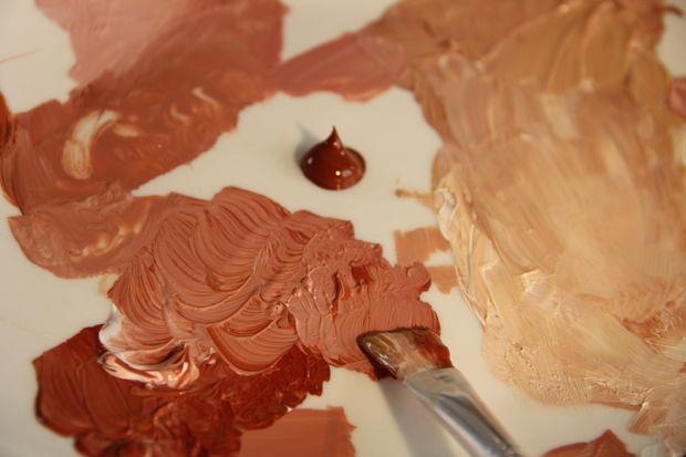 Comment Faire Pour Les Tons De Peau De Peinture - Tubefr.Com