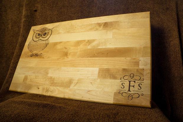 Planches A Decouper Wood Burning Pyrogravure Et Cuilleres Comme