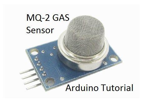 L utilisation de d tecteur de gaz mq2 arduino tutorial - Comment detecter une fuite de gaz ...