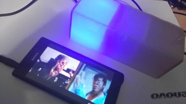 Préférence LED éclairage boite à musique Arduino rythme - tubefr.com GG68