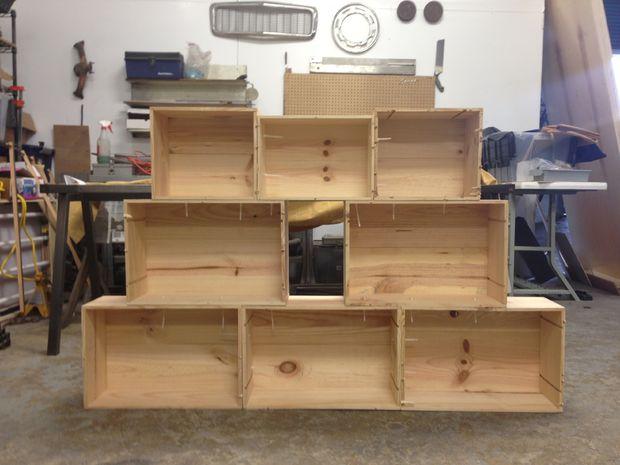 tag res faciles de vieilles caisses en bois. Black Bedroom Furniture Sets. Home Design Ideas