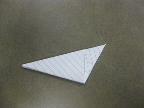 Griffes De Origami étape 9 Rentrez Le Coin Lâche Dans La Poche