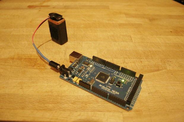 Adaptateur De Batterie De 9 Volts Pour Arduino Tubefr Com