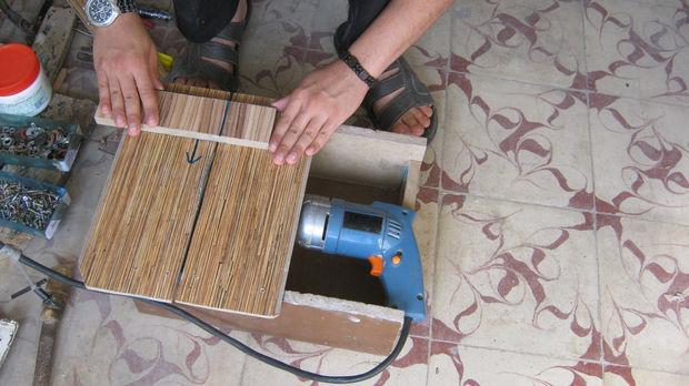 Couper le bois et le m tal avec foret - Couper bois avec meuleuse ...