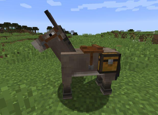 как найти седло на лошадь в майнкрафте креатив #4