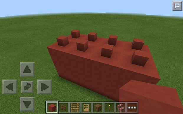 comment faire un bloc lego minecraft. Black Bedroom Furniture Sets. Home Design Ideas