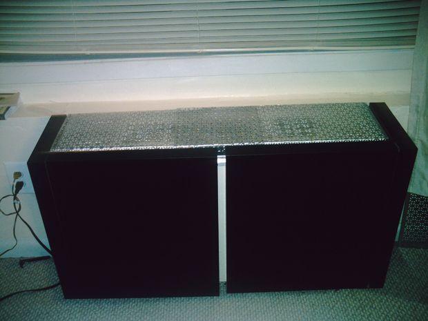 Ikea Hack Cache Radiateur étape 7 Fini Tubefrcom