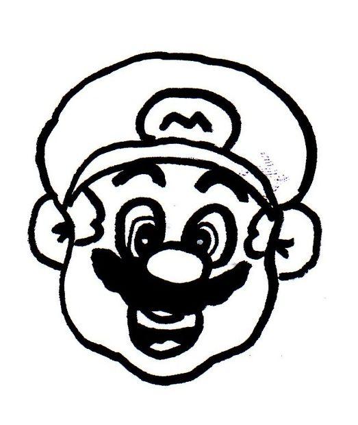 Comment Dessiner Mario De Paix Etape 5 Etape Quatre Yeux Nez