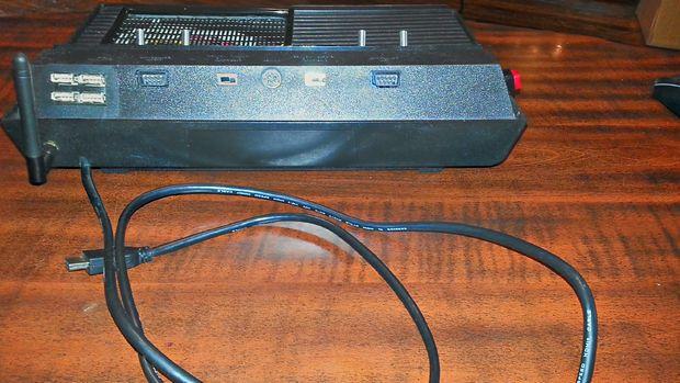 Comment voulez-vous brancher Atari 2600