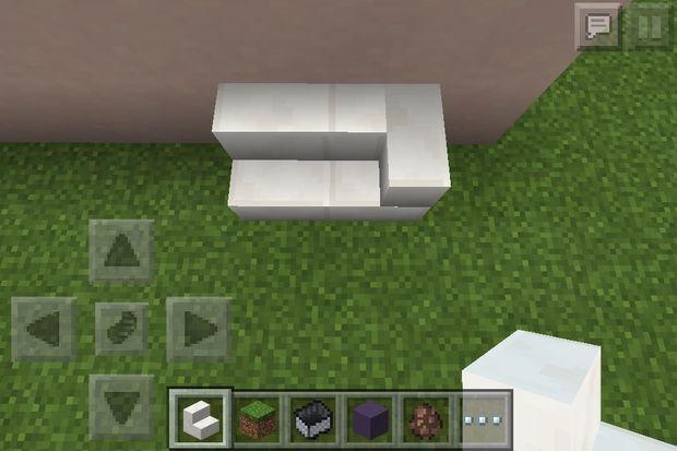 Salle De Bains Minecraft Trucs étape 1 Baignoire