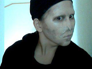 maquillage voldemort