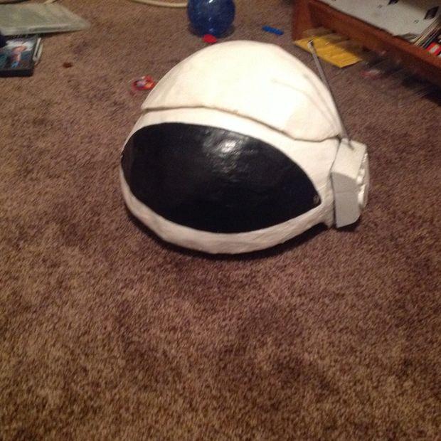 casque de star wars rebel trooper flotte bricolage. Black Bedroom Furniture Sets. Home Design Ideas