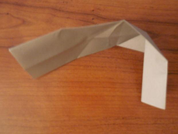 Origami Star Wars Tie Fighter Facile Version 10 étape 2 Les