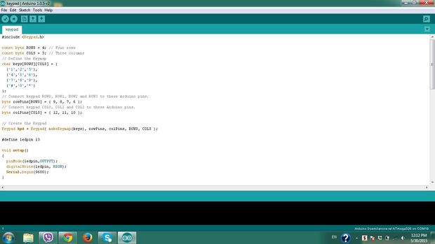 Interface lcd avec arduino / Étape 2: Code - tubefr com