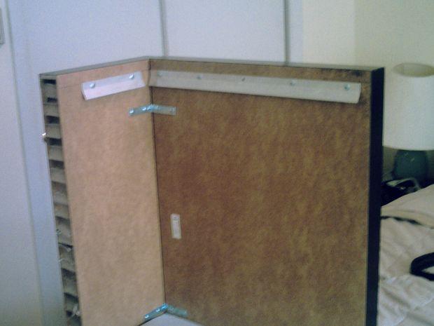 Ikea Hack Cache Radiateur Etape 3 Connexion Tableau