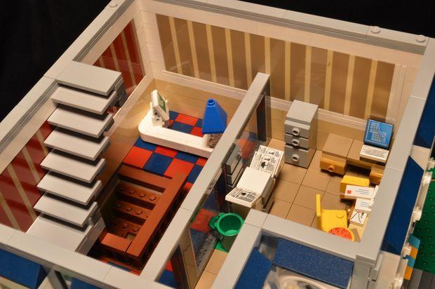 comment construire un mur de lego modulaire pour votre b timent modulaire. Black Bedroom Furniture Sets. Home Design Ideas