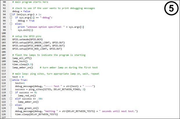 Raspberry Pi Internet Monitor / Etape 25 : Comment fonctionnent les