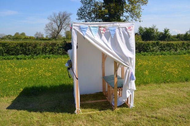 ikea hack photomaton de toile armoire de mariage. Black Bedroom Furniture Sets. Home Design Ideas