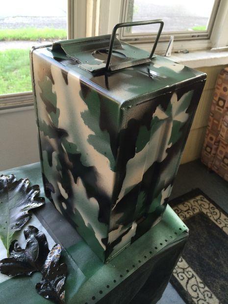 Comment faire pour peinture Camouflage / Étape 5: Modifier ...