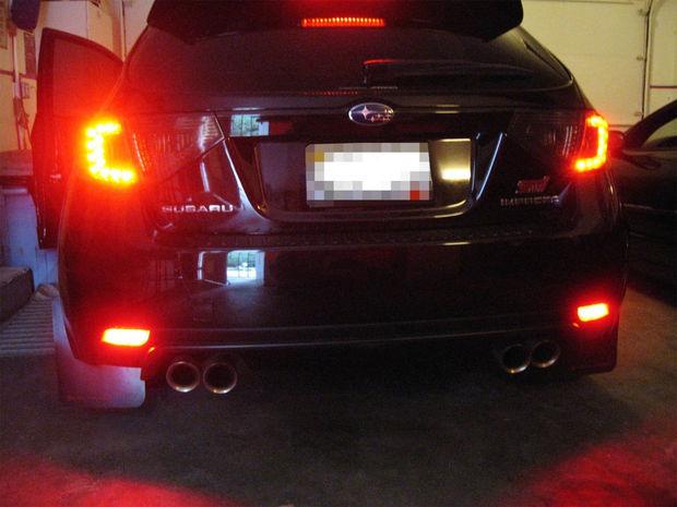 Installer les réflecteurs LED Bumper Subaru WRX - tubefr.com 4ac8c08d2cdb